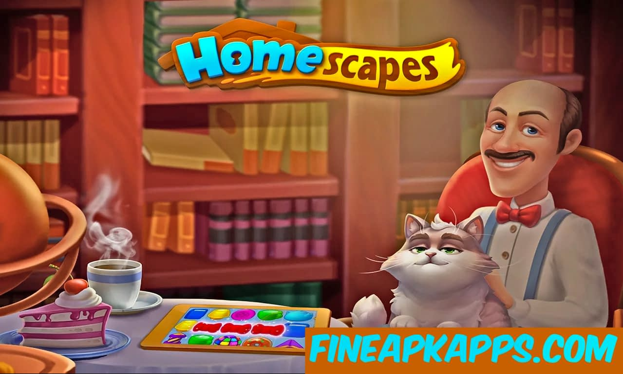 Homescapes Mod APK Latest Version with Cheats & Tricks