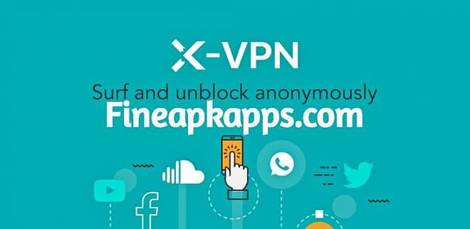 Download X VPN Premium Apk-X VPN Mod APK-Pro APK