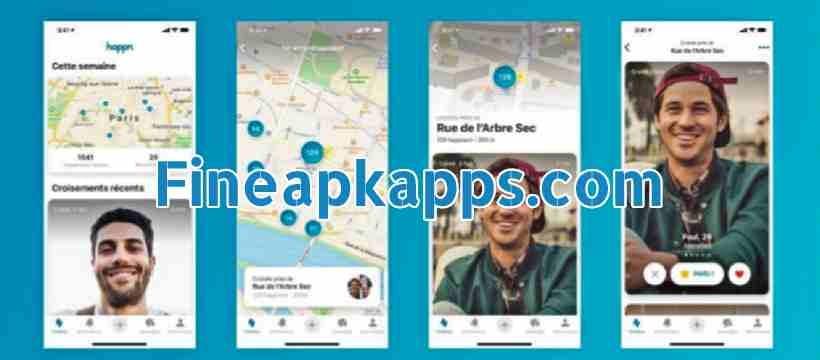 Happn Premium APK Free Download – Happn Mod APK