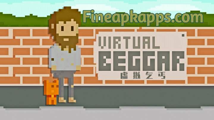 Download Virtual Beggar Mod APK Latest Version
