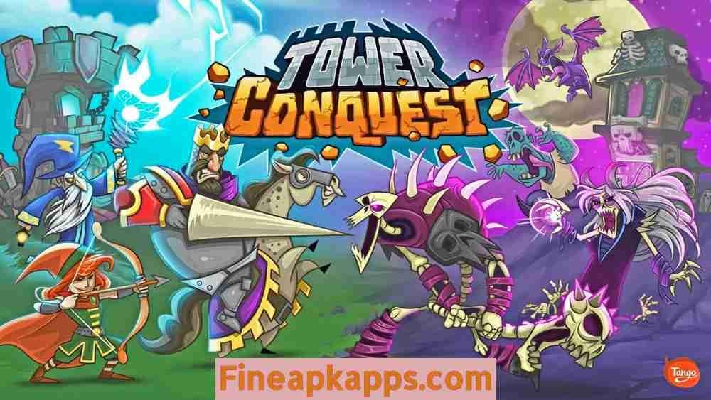 Download Tower Conquest Mod APK Latest Version