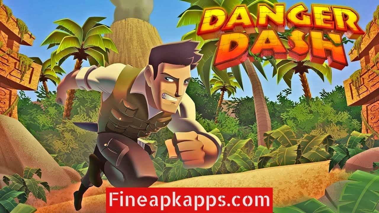 Download Danger Dash Mod APK Free Latest Version