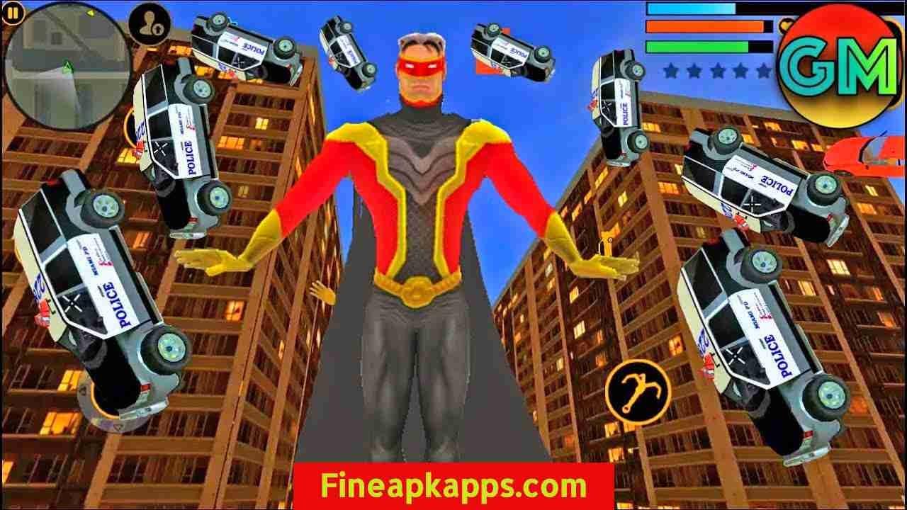 Download Naxeex Superhero Mod APK Latest Version