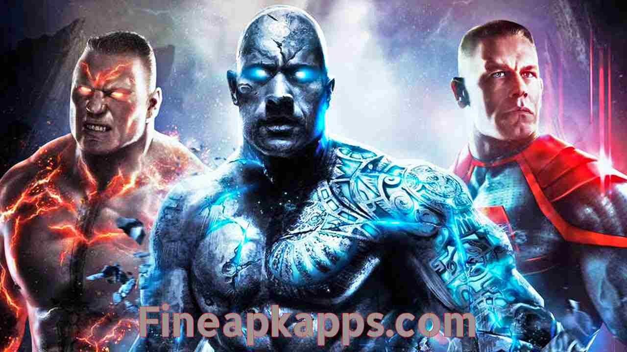 Download WWE Immortals Mod APK Latest Version