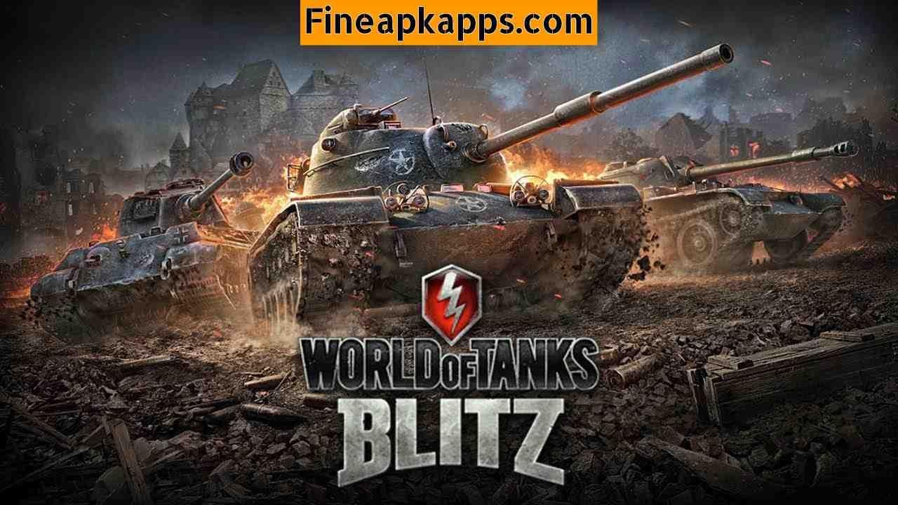 Download World of Tanks Blitz Mod APK Full Version