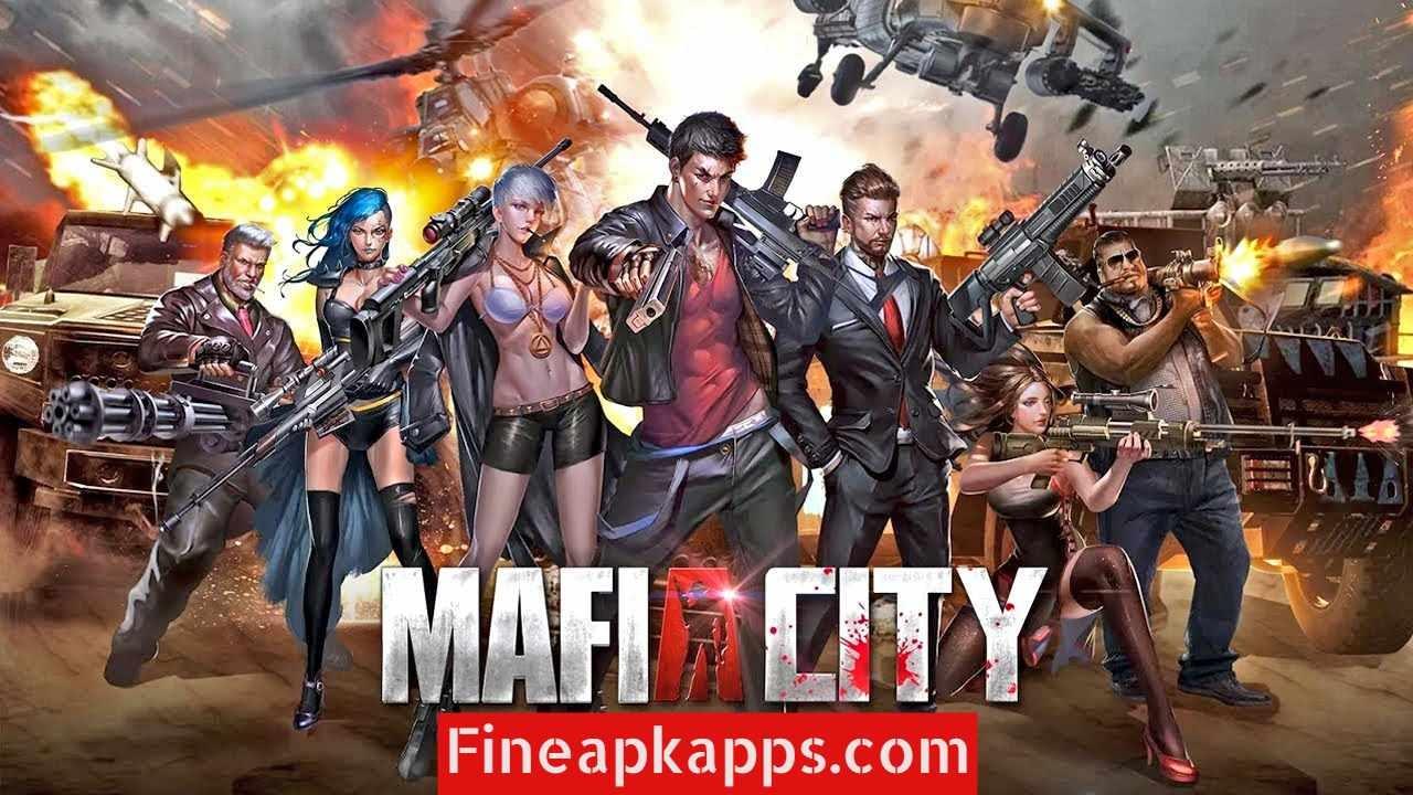 Download Mafia City Mod APK Free Latest Version