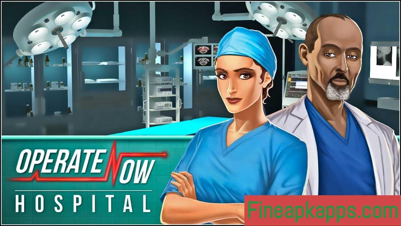 Operate Now Hospital Mod APK