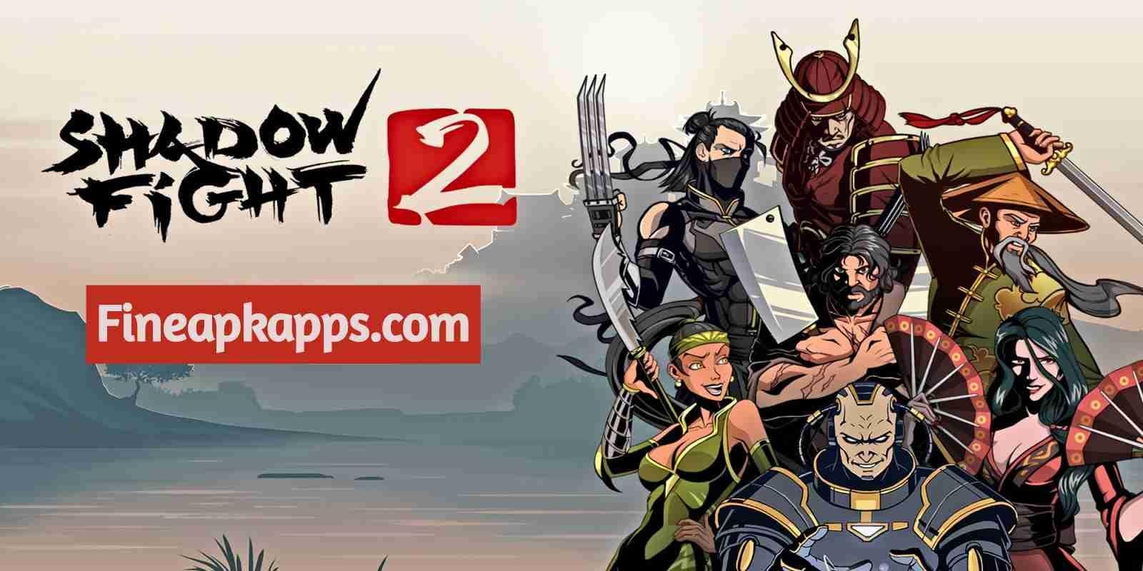 Shadow Fight 2 Titan Mod APK-Shadow Fight 2 Special edition