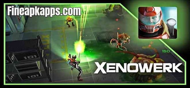 Download Xenowerk Mod APK Latest Version