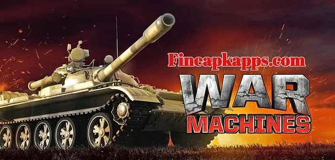 Download War Machines Mod APK Latest Version