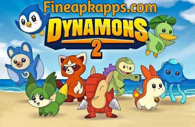 Download Dynamons 2 Mod APK Latest Version